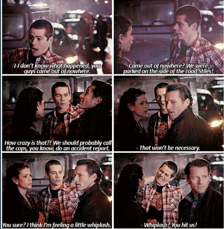 My love for Stiles will never fade. Not when he comes out with this kind of brilliance