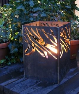 Modern Fire Pits | Planters | Outdoor Fire Pits | Firepits - Fire Pits | Modern Fire Pits | Cor-Ten Steel Fire Pits