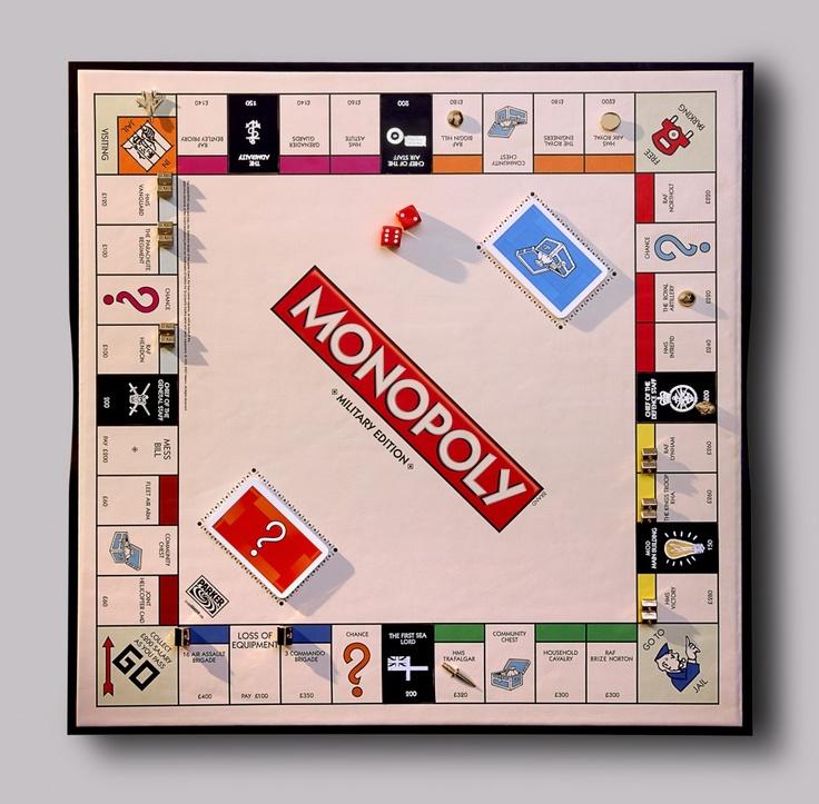 Картинки карт монополии