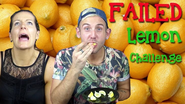 FAILED Lemon Challenge - The ChrisO & Sammy show (S03E08)