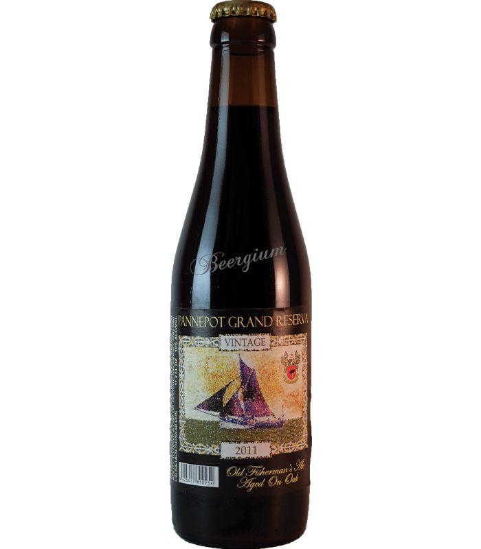 Pannepot Grand Reserva Vintage 2011 10% 33cl De Struise Brouwers / Oostvleteren