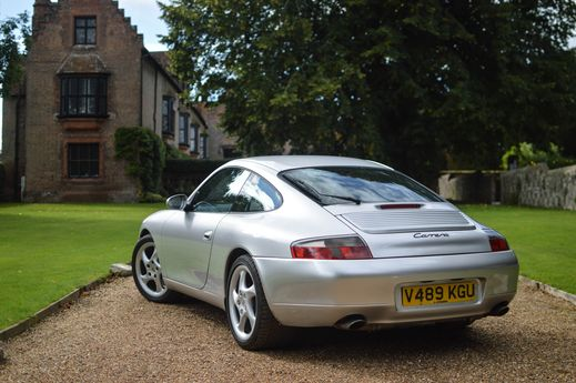 1999 Porsche 911 (996) Carrera 2 Manual - Silverstone Auctions