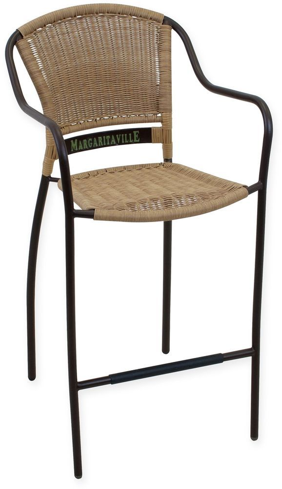 Stupendous The Santa Cruz Bar Stool By Margaritaville Completes Your Andrewgaddart Wooden Chair Designs For Living Room Andrewgaddartcom