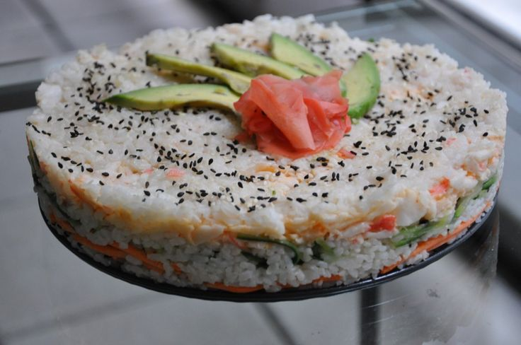 Tasty Japan Cake Recipe: Best 25+ Sushi Cake Ideas On Pinterest