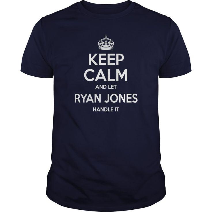 Ryan Jones T-shirt, keep calm and let Ryan Jones handle it, Ryan Jones T-shirt, Ryan Jones T shirt, Ryan Jones Shirts, keep calm Ryan Jones, Ryan Jones Hoodie Sweat Vneck