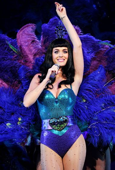 Katy Perry knows how to shine wherever she is... What a blast!