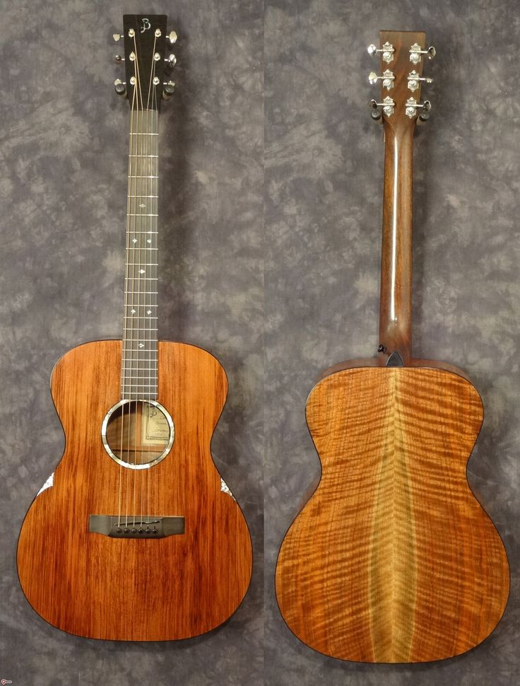 Here is a well crafted handbuilt Oregon Manzanita guitar built by our friend Jayson Bowerman in central Oregon. Bowerman apprenticed with Kim Breedlove and Steve Henderson during his fifteen years ...