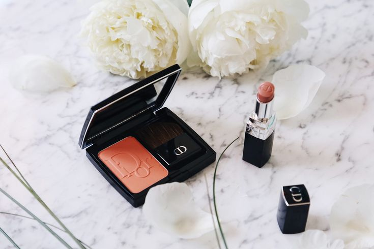 Dior makeup products rouge