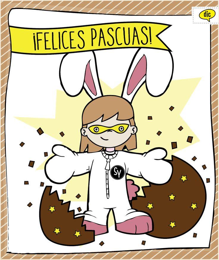 * Felices Pascuas * les desea...*SUpEr YuMilA*