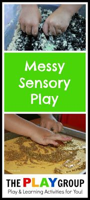 200+ Ideas for Messy Play ~ Learn Play Imagine