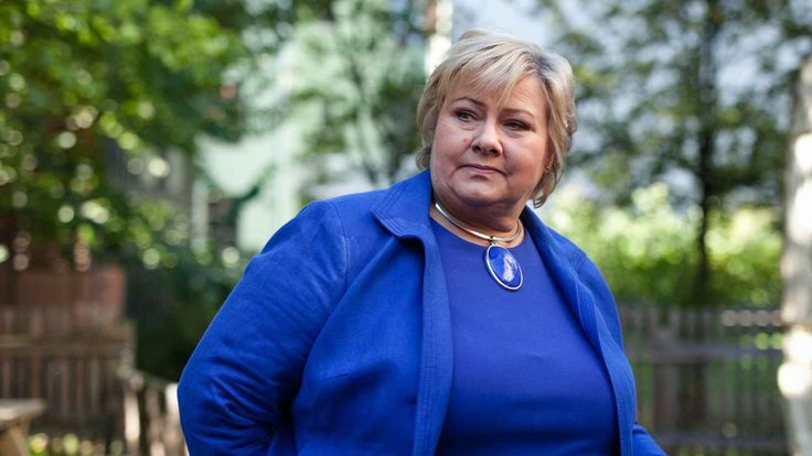 NORWAY'S DHIMMI-IN-CHIEF  What won't Erna Solberg do to suck up to Muslims?