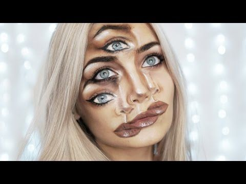 9 halloween makeup tutorials to prepare you for the weekend - Halloween Tutorials