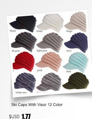 Women s Classic CC Beanies Ear Warmers Head Wrap Thick Knit Headwrap CC Hat  Cap 1c82d7de04aa