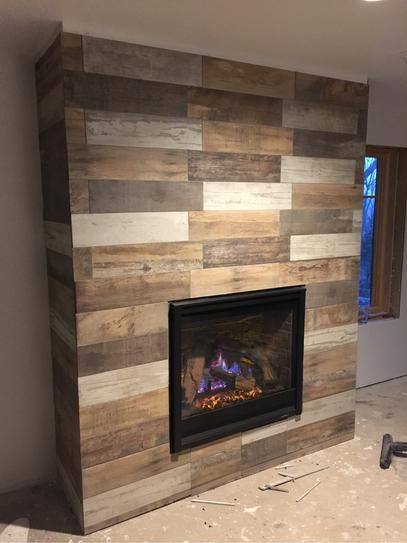 25+ best Wood wall tiles ideas on Pinterest | Pallet table top ...
