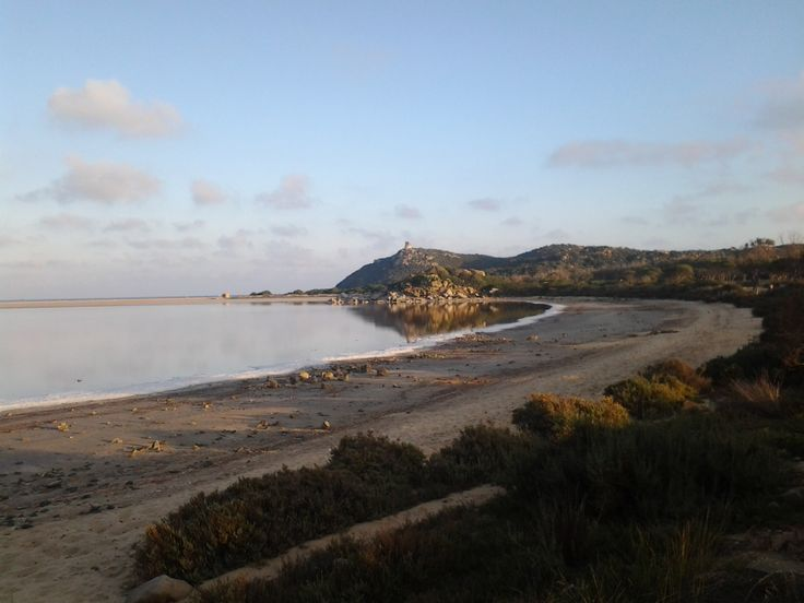 Villasimius beach in November...