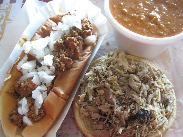 Fred's Bar-B-Que House, Lithia Springs GA | Marie, Let's Eat!