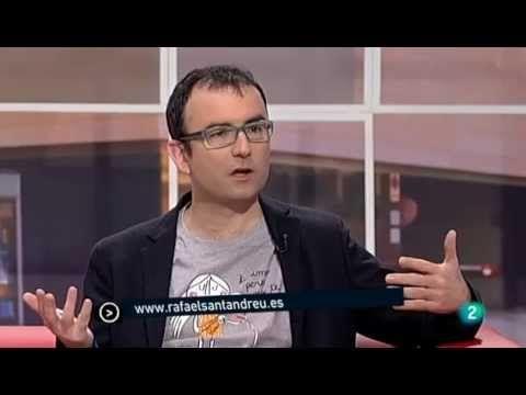 Rafael Santandreu: el cambio y la fortaleza emocional - YouTube