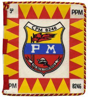 5º Pelotão de Companhia de Policia Militar 8246/73 Angola