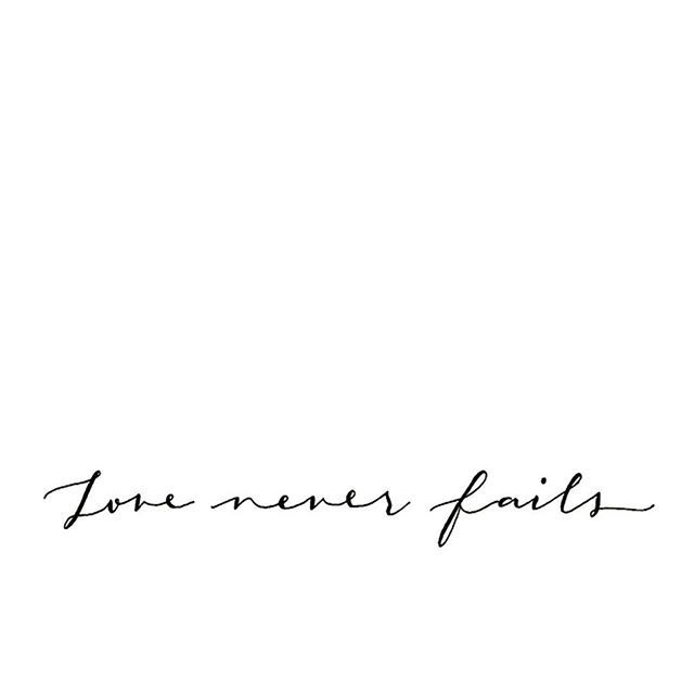 1 Corinthians 13: 4-8                                                                                                                                                     More
