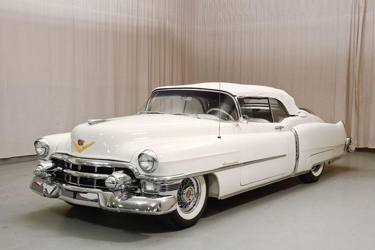 1953 Cadillac Eldorado Convt – Hyman Ltd. Oldtimer