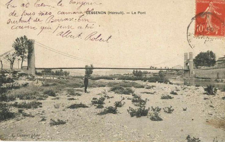 Le premier pont