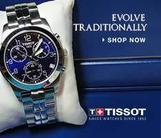 Check Out Tissot Watches Collection on Flipkart