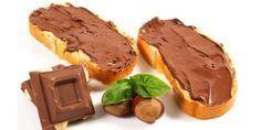Nutella fatta in casa, 2 semplici ricette, con farina di carrube e senza cacao