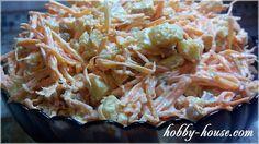 как сделать морковный салат