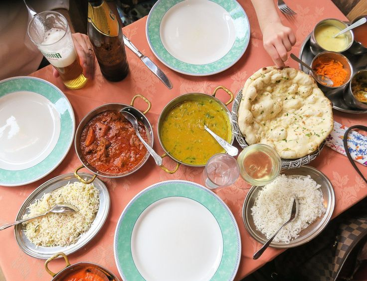 Brick Lane in London is one of the best places to enjoy an authentic curry.