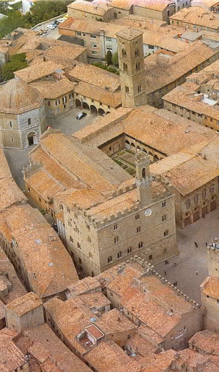 Volterra, Italy, province of Pisa , Tuscany. Lovely old town and great drive through Tuscan countryside.