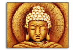 ručně malovaný obraz Buddha 1