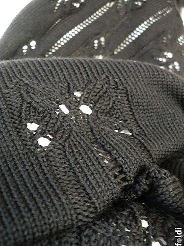 Ravelry: Butterfly Lace Shawl pattern by Foldi knit knitted Pinterest L...