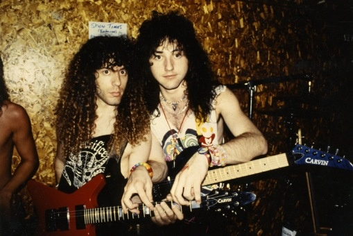 Jason Becker & Marty Friedman