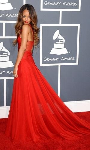 Grammys 2013 Stunning dress