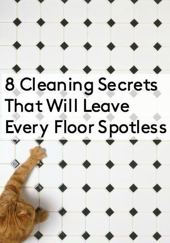 1000 Ideas About Clean Linoleum Floors On Pinterest