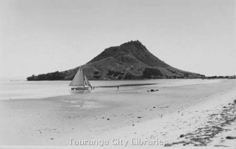 MOUNT MAUNGANUI NEW ZEALAND - OLD & NEW - - Photo album - Old Photos of the Mount