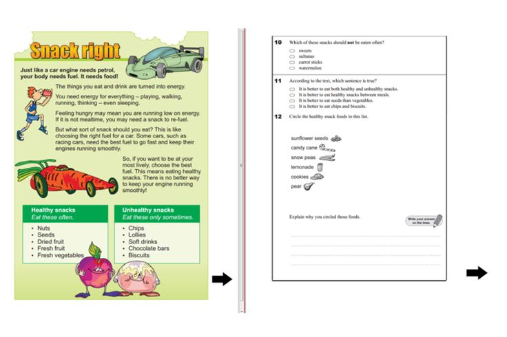 Year 3 NAPALN Reading practice questions for IWB http://interactivelessons.com.au/