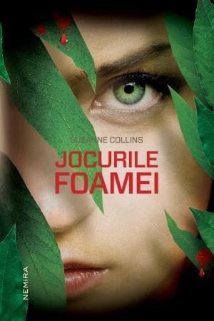 Jocurile Foamei (Hardcover) de Suzanne Collins editie 2011