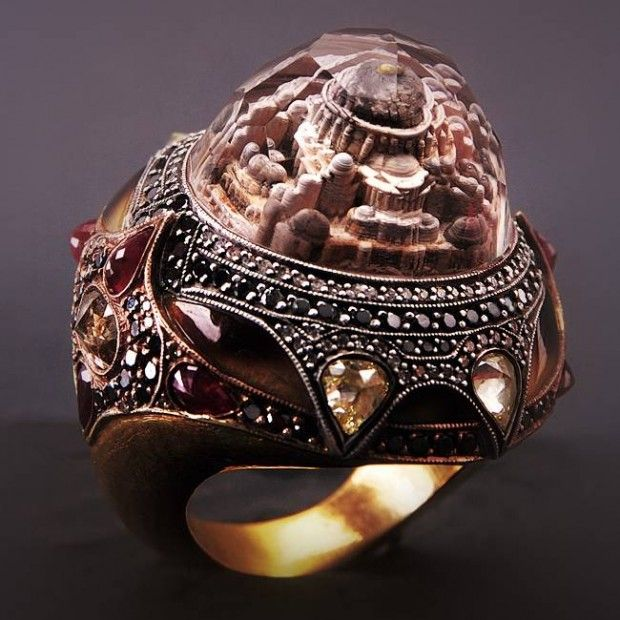 Men's Ring - Sevan Bicakci Jewellery