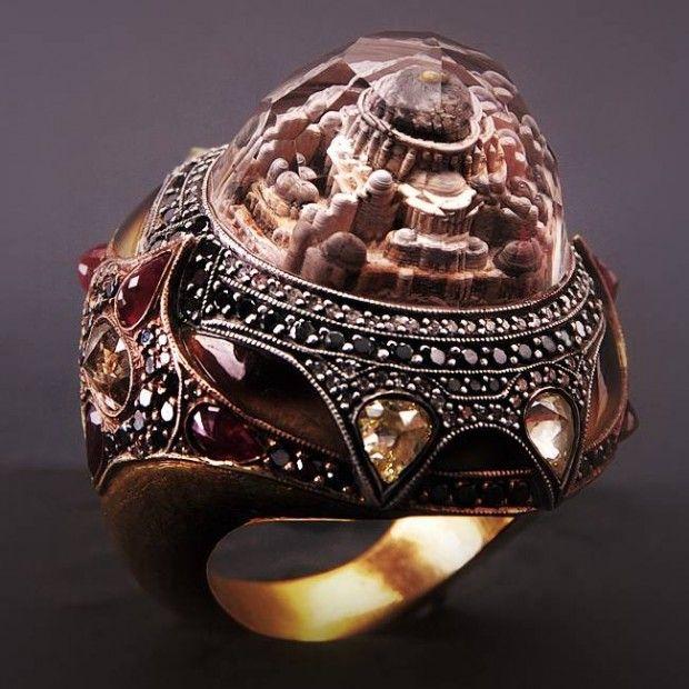 Men's Ring - Sevan Bicakci Jewellery