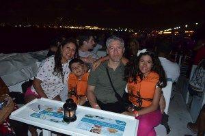 Assombrações em Recife a bordo do catamarã – Família que viaja junto