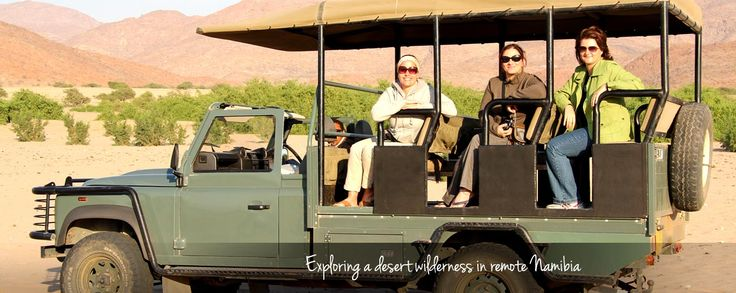 Our Recent Travels - Namibia