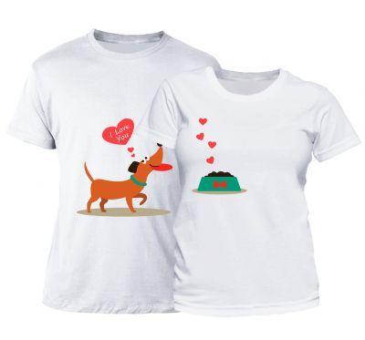 Set tricouri Special Love
