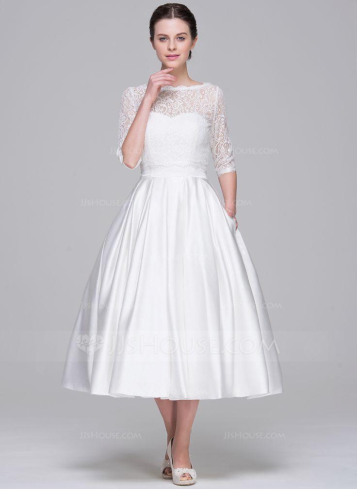 27 besten Wedding Dress Bilder auf Pinterest | Hochzeitskleider ...