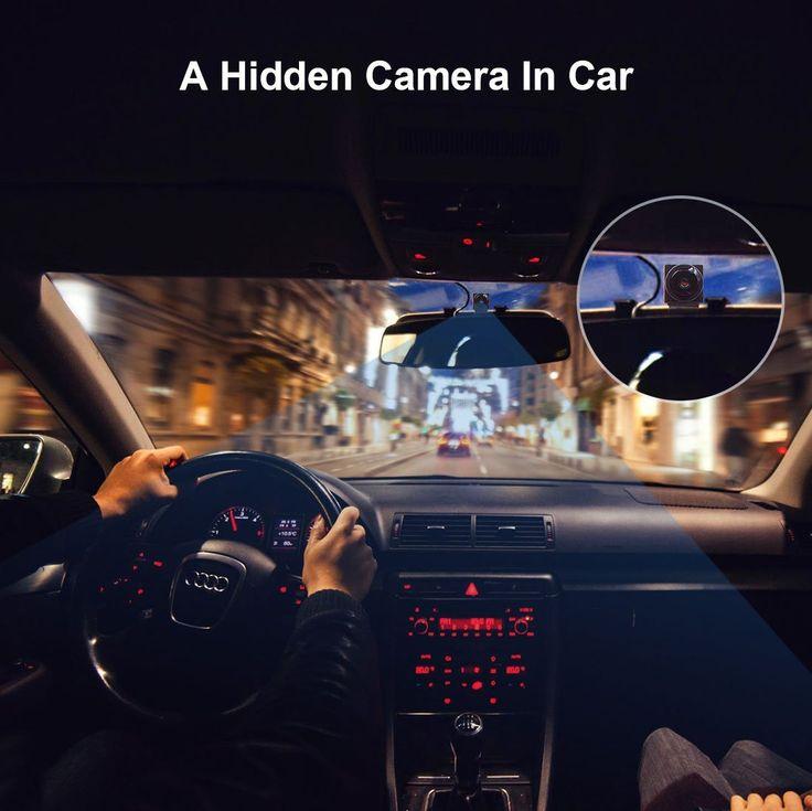 Amazon.com : AOBO Hidden Spy Camera 720P Wireless WiFi Nanny Cam Mini Portable Home Covert Security IP Camera : http://amzn.to/2eHGwBr