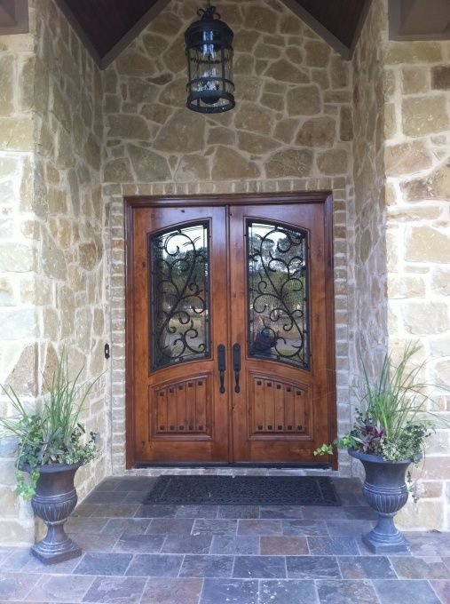 Elegant double front doors images for Elegant front doors