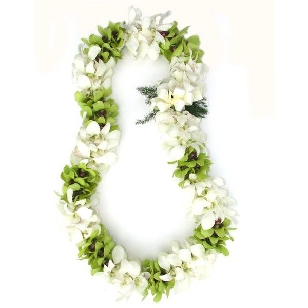 Fresh Hawaiian Orchid Leis Amp Loose Orchid Blooms Liked On