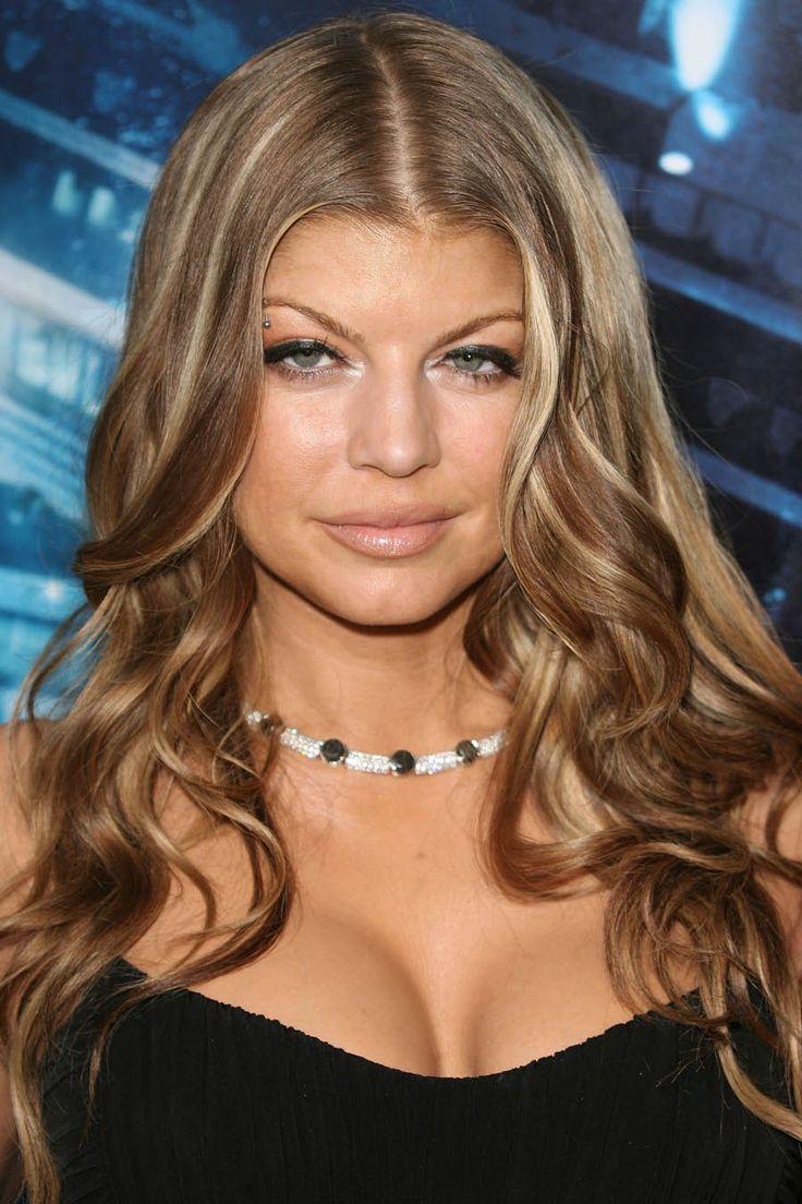 Porm celebrity hairstyles - Fergie