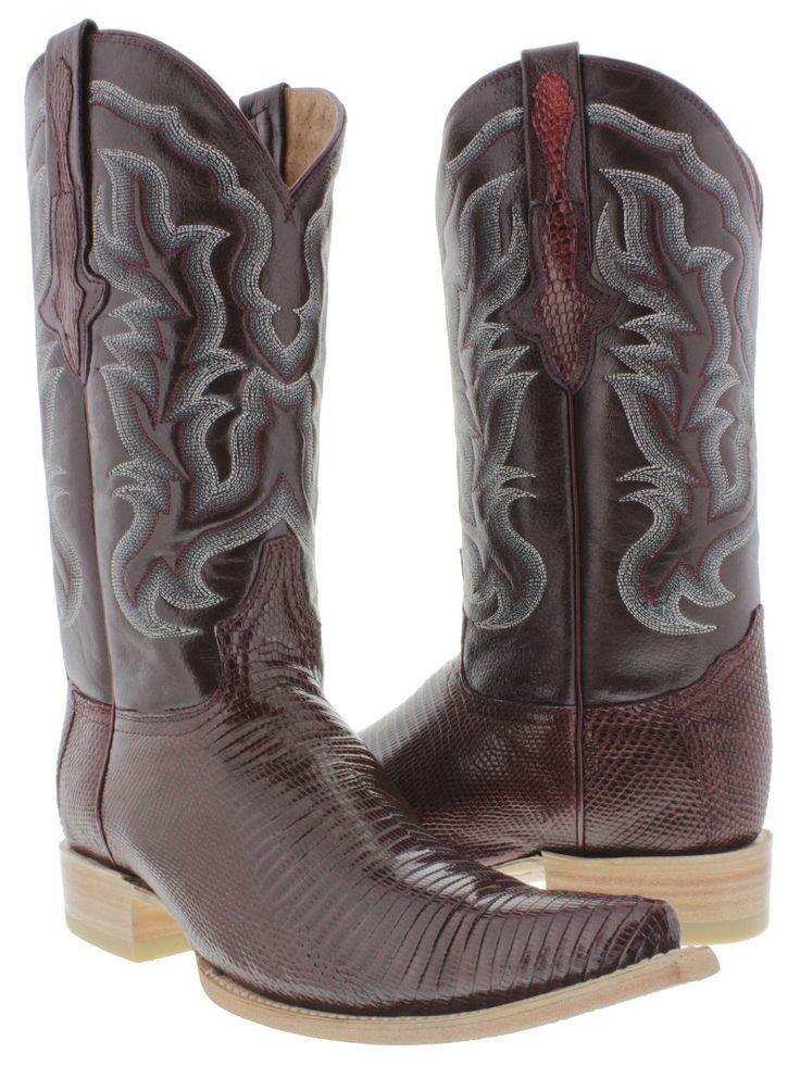Mens black ostrich leg cowboy leather rodeo exotic comfort biker j toe boots