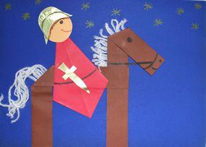sint maarten, kan ook leuk aangepast worden voor Sinterklaas